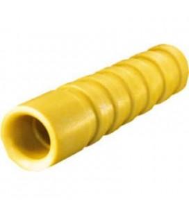 Protector de cable amarillo