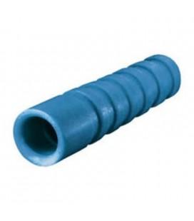 Protector de cable azul