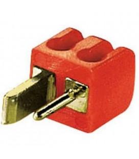 Conector altavoz DIN41529 dor rojo