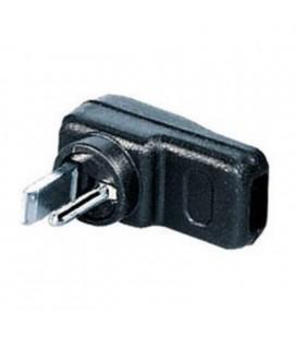 Conector altavoz DIN41529 acodado