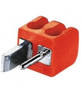Conector altavoz DIN41529 rojo