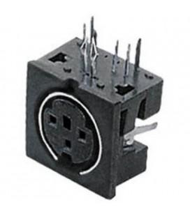Conector hosiden h 3P chasis