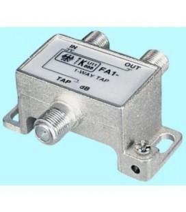 Derivador 1 via 5-1000MHZ/6DB