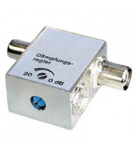 Atenuador ajustable iec 0,1-870MHZ