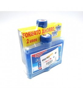 Producto de limpieza desegransante para lavavajillas, 250ML ( 2 unidades )