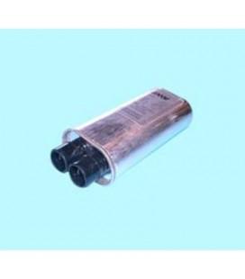 Condensador 1.0MFD 2500VAC