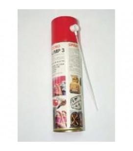 Spray Lubrilimp 3 aceite lubricante fino para electrónica