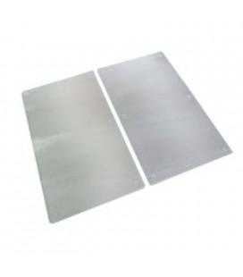 Cristal protección vitro (2PC) cubre encimera