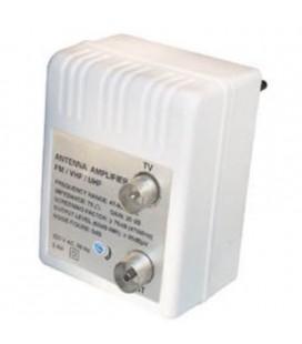 Amplificador antena 0-10DB 20dB (para poner en el enchufe de la pared)