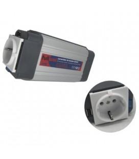 Convertidor cc/ca, entrada 12V salida 220V, 350W