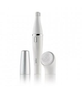 Depiladora y limpiadora facial Braun Face 810