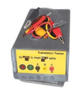 Comprobador de transistores