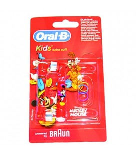 Cabezal para cepillo dental Braun ORAL-B, EB10-2