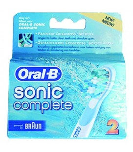 Recambio cabezal cepillo dental Braun ORAL-B