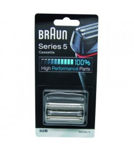 Combi pack cuchilla afeitadora Braun 52B, 81384829
