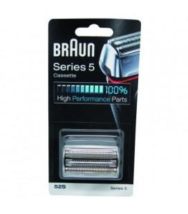 Combi-pack lámina 52S afeitadora Braun 81384830