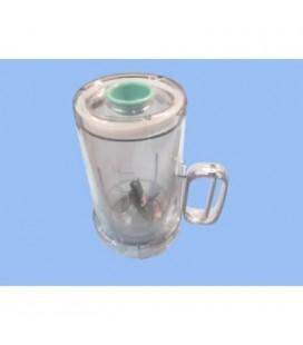 Vaso completo para picadora Braun Multiquick ZK1, ZK100