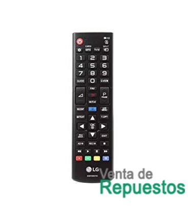 MANDO TELEVISOR LG