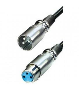 Cable ConexióN Cannon Macho A Cannon Hembra