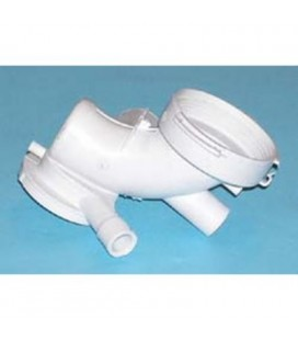 Cuerpo filtro Zanussi, Corbero 3441116203, LD1450