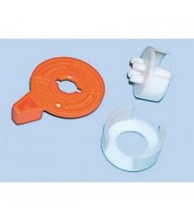 Conjunto regulador distribuidor inferior lavavajillas Fagor LV0148700