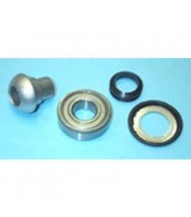 Kit rodamiento Candy, iberna 92729318, LSI56W, 25mm diametro, rodamiento 6204, carga SUPERIOR