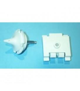 Difusor-colector superior Indesit 103765, OMO3754, LS2111