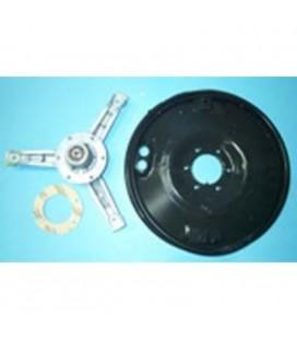 Cruceta lavadora Indesit 104511, OMO4511, L210, 1200rpm