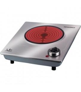 Cocina Electrica Vitroceramica 1200w Jata