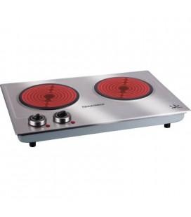 Cocina eléctrica vitrocerámica Jata 2400w