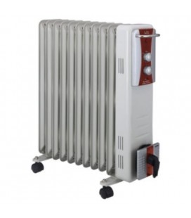 Radiador de 11 elementos caloríficos Jata RDE11