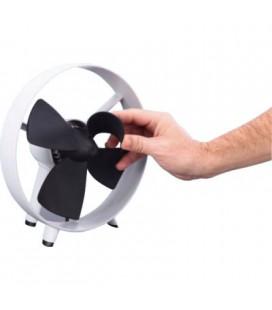 Ventilador seguro aspas de goma Jata VT517