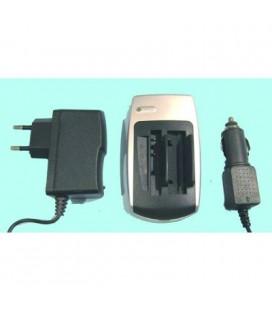 Cargador baterias litio JVC