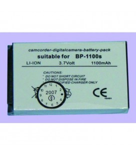 Bateria kyocera 3.6V 1050MAH LI-ION