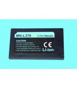 Bateria fotografia minolta 3.7V 750MAH