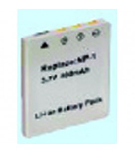 Bateria minolta NP-1 3.7V 800MAH LI-ION