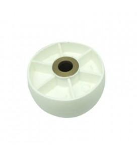 Polea de plastico ardo 720033100 ( DIA.EXT. 54mm - ALTURA. 2mm - CASQUILLO. 10mm )