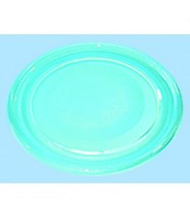 Plato cristal microondas Moulinex 28 cm