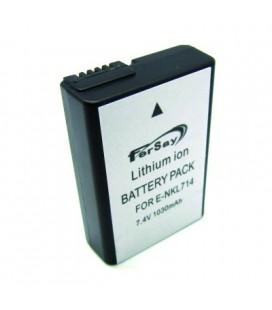 Batería para cámara Nikon ENEl14 7.4v 1030mah