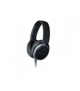Auricular Negro Panasonic De Diadema Cerrados