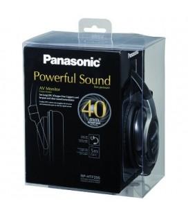 Auricular De Monitor Negro Panasonic