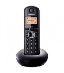 Teléfono inalámbrico Panasonic TGB210SPB color negro