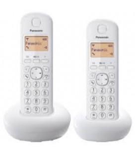 Teléfono inalámbrico Panasonic Duo Color Gris TGB212SPW
