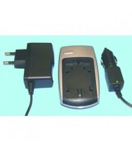 Cargador baterias litio Panasonic