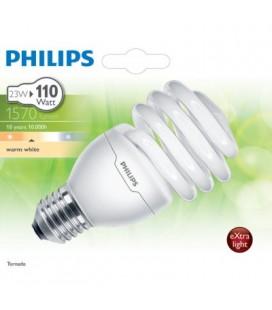 Bombilla Espiral Bajo Consumo Philips 23w E27 Cali
