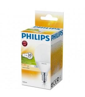 Bombilla EsféRica Bajo Consumo Philips 7w E14