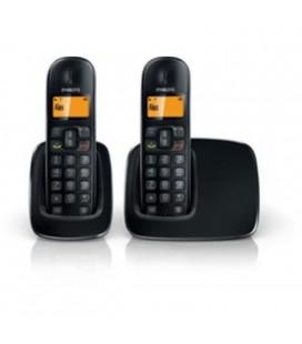 2 teléfonos inalámbricos Philips CD1903B/23 manos libres