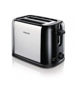Tostador metálico compacto Philips HD2586/20