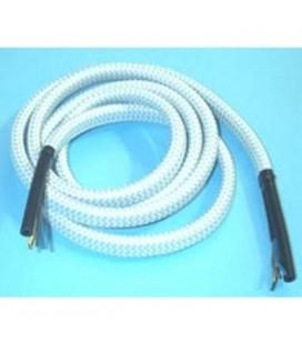 Cable para plancha de vapor Polti de 4 polos