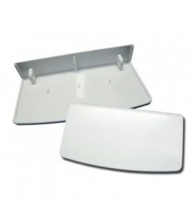 Maneta puerta evaporador frigo ardo, NEW-POL , rommer modelos: OLD34H,GFC34H,FMPB34,MPO34SHS , MPO22shc